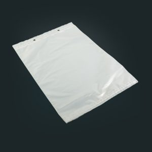 SAM Bolsa transparente en block