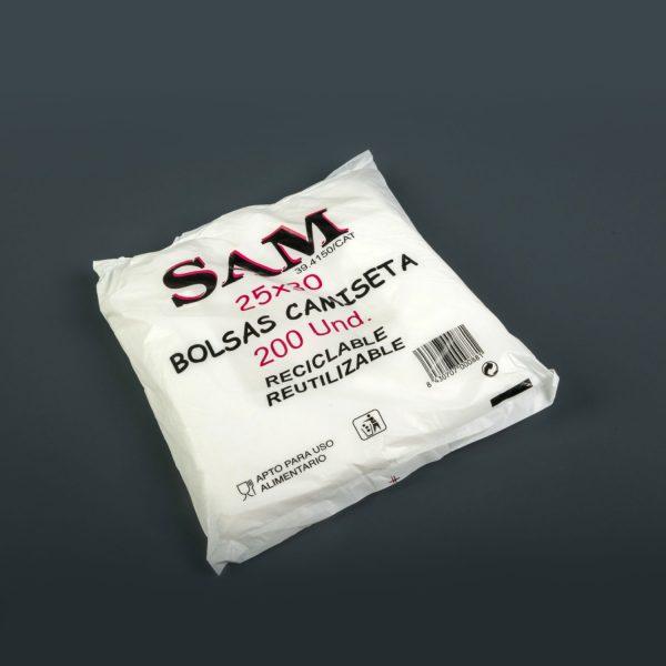 SAM Low-pressure t-Shirt bags 7