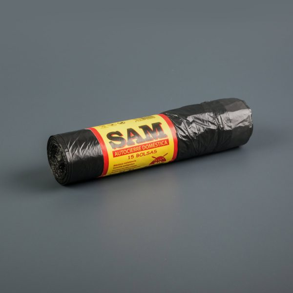bolsa basura Roll Sam