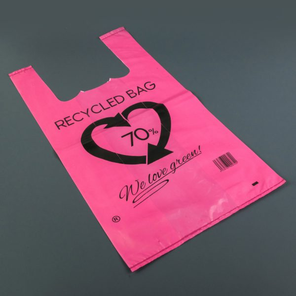 bossa samarreta rosa
