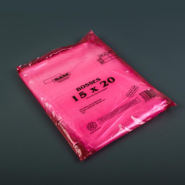 SAM - sac transparent 4
