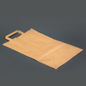 SAM bolsas papel asa plana