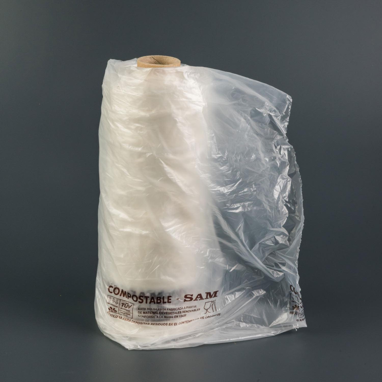 SAM compostable en rollo 1