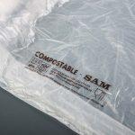 SAM compostable en rouleau 4